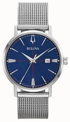Bulova Aerojet Stainless Steel Classics Mens 96B289