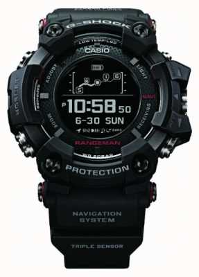 Casio G-Shock Rangeman GPS Position Solar Rechargable GPR-B1000-1ER