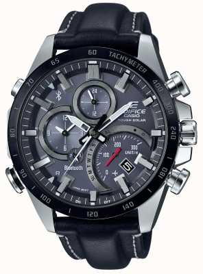 Casio Edifice Bluetooth Smart Solar Alarm Chronograph EQB-501XBL-1AER