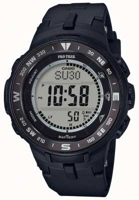 Casio Pro-Trek Solar Digital Triple Sensor World Timer PRG-330-1ER