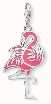 Thomas Sabo Flamingo Sterling Silver Charm 1519-041-9