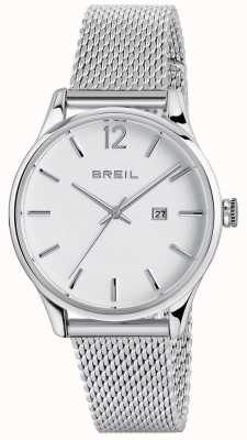 Breil Automatic Contempo Stainless Steel Three Hand White Dial TW1567