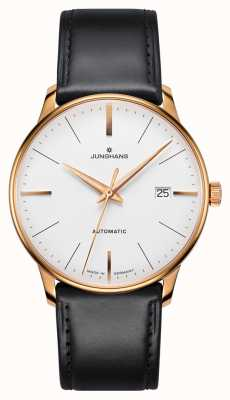 Junghans Mens Meister Mechanical Classic 027/7812.00