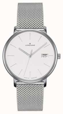Junghans FORM Damen Steel Mesh Strap Watch 47/4851.44