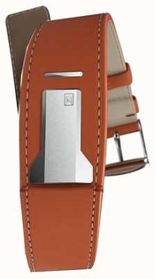 Klokers KLINK 01 Orange Alcantara Strap Only 22mm Wide 230mm Long KLINK-01-MC5