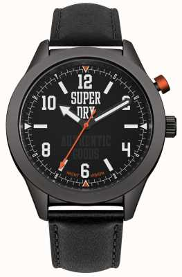 Superdry Yokohama Night Vision Black Strap SYG187BB