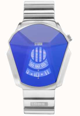 STORM Darth Lazer Blue Stainless Steel Bracelet 47001/B