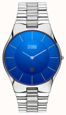 STORM Slim-x Xl Lazer Blue Stainless Steel 47159/B