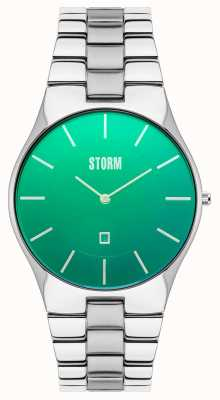 STORM Slim-x Xl Lazer Green Stainless Steel 47159/GN