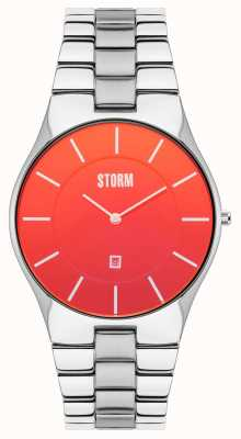 STORM Slim-x Xl Lazer Red Stainless Steel 47159/R