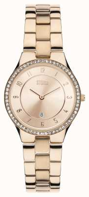 STORM Slim-x Crystal Rose Gold 47189/RG/RG