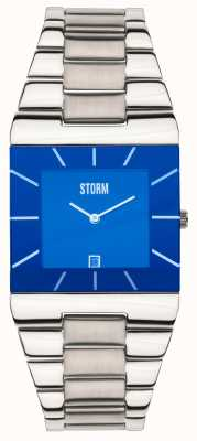 STORM Omari Xl Lazer Blue Stainless Steel 47195/B