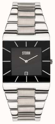 STORM Omari Xl Black Stainless Steel 47195/BK