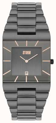 STORM Omari Xl Titanium Bracelet Watch 47195/TN
