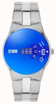 STORM New Remi Lazer Blue Stainless Steel 47210/B