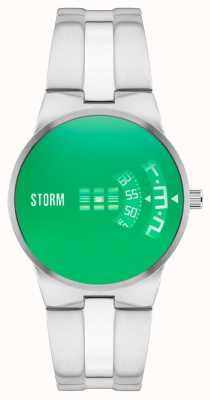 STORM New Remi Lazer Green Stainless Steel 47210/G