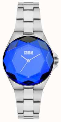 STORM Crystana Lazer Blue Stainless Steel 47254/LB
