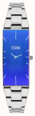 STORM Ixia Lazer Blue Stainless Steel 47255/LB