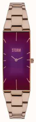 STORM Ixia Rose Gold Purple 47255/P