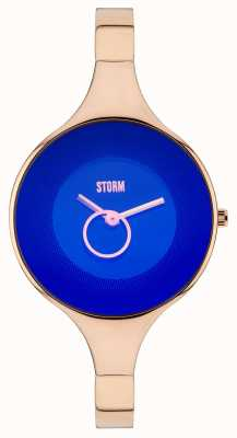 STORM Ola Rose Gold Blue 47272/B