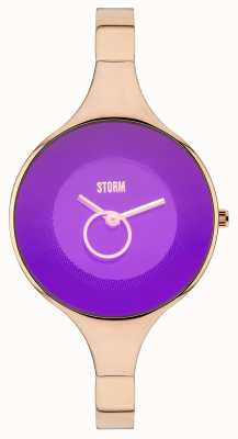 STORM Ola Rose Gold Purple 47272/P
