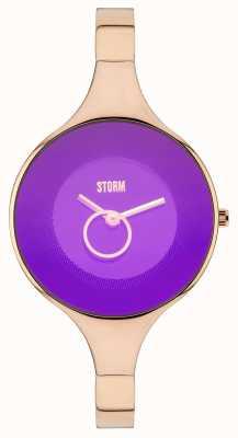 STORM Ola Rose Gold Purple 47272/P