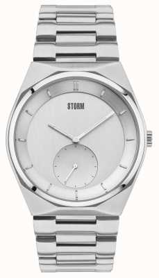 STORM Voltor Silver Stainless Steel 47283/S