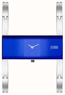 STORM Akiko Lazer Blue Stainless Steel 47289/LB