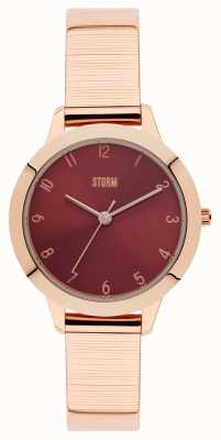 STORM Arya Rose Gold Red 47291/R