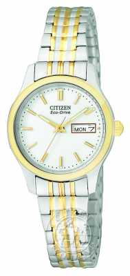 Citizen Womens Expansion Bracelet Eco-Drive EW3154-90A