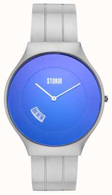 STORM Cody XL Lazer Blue Stainless Steel 47340/B