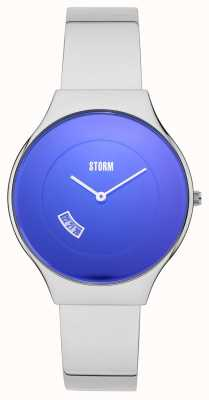 STORM Cody Lazer Blue Stainless Steel 47341/B