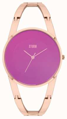 STORM Odesa Rose Gold Purple 47381/P