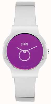 STORM Erinele Lazer Purple Stainless Steel 47382/P