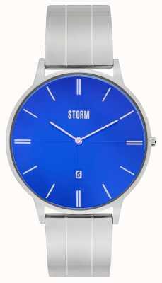 STORM Xoreno Lazer Blue Stainless Steel 47387/B