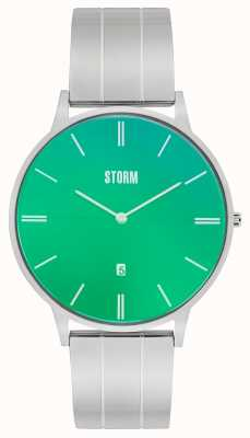 STORM Xoreno Lazer Green Stainless Steel 47387/GN