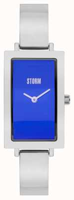 STORM Aisha Lazer Blue Stainless Steel 47394/LB