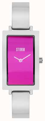 STORM Aisha Lazer Purple Stainless Steel 47394/P