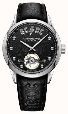 Raymond Weil Freelancer ACDC Limited Edition Black Dial 2780-STC-ACDC1