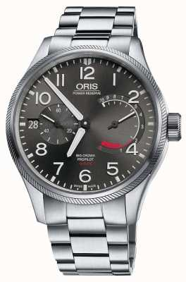 ORIS Big Crown Propilot Calibre 111 Stainless Steel Bracelet 01 111 7711 4163-SET 8 22 19