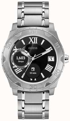 Guess CONNECT Android Wear Digital Stainless Steel C1001G4