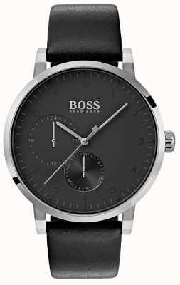 579f4b824 Hugo Boss Black Mens Watches - Official UK retailer - First Class ...