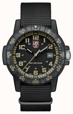 Luminox Mens Leatherback Sea Turtle Giant 0320 Webbing Strap XS.0333
