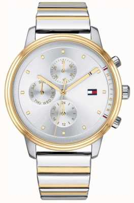 Tommy Hilfiger Men's Blake Chronograph | Two-Tone Stainless Steel Bracelet 1781908