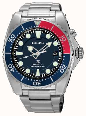 Seiko | Prospex | Kinetic | Divers 200m | Date Display | SKA759P1