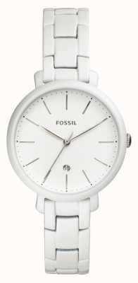 Fossil Womens Jacqueline Stainless Steel Strap ES4397