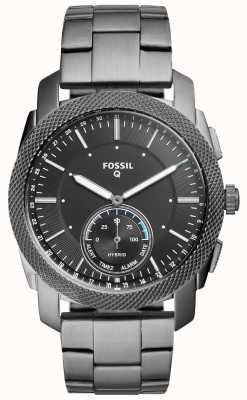 Fossil Unisexs Q Machine Stainless Steel Strap FTW1166