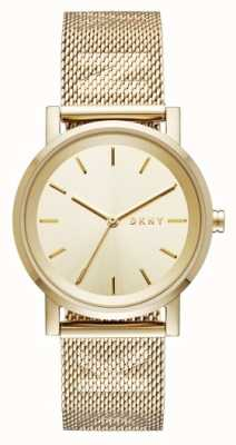 DKNY Womens Soho Stainless Steel Strap NY2621