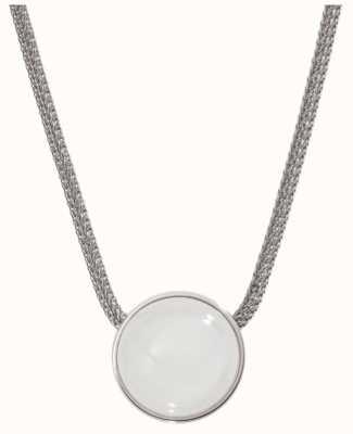 Skagen Womens Sea Glass Stainless Steel Mesh Jewellery SKJ0080040