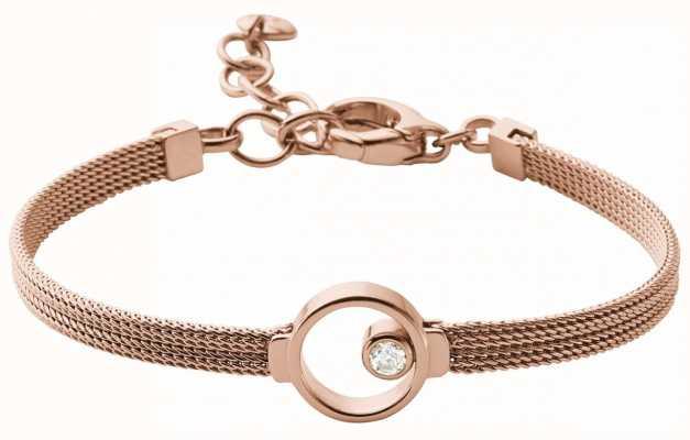Skagen Womens Elin Stainless Steel Mesh Jewellery SKJ0851791